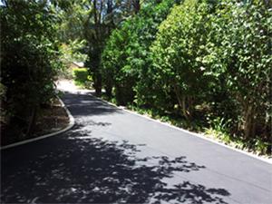 Spencer Asphalting, Sydney, Asphalt resurfacing of roads