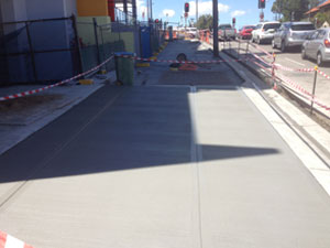 Spencer Asphalting, Sydney - Concrete services
