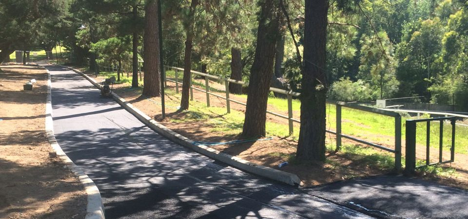 Spencer Asphalting, Sydney - Asphalt resurfacing of driveways